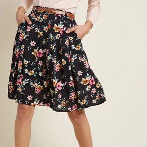 ModCloth Bookstore's Best A line skirt